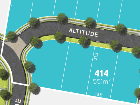 Lot 414, Altitude Boulevard, Terranora, NSW 2486