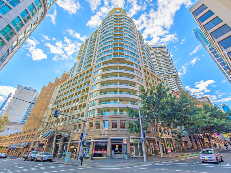 2303/348-354 Sussex Street, Sydney, NSW 2000