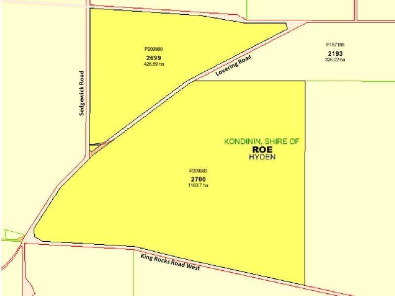 2699 King Rock Road, Hyden, WA 6359
