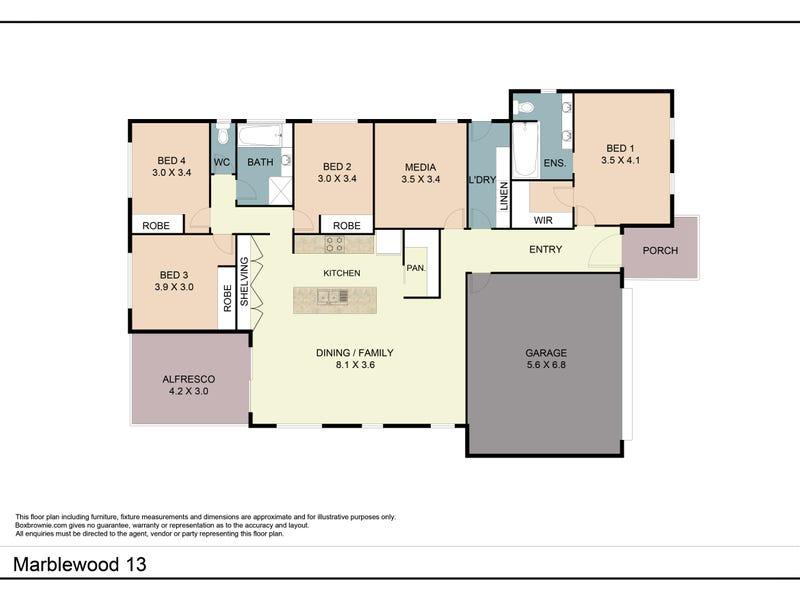 13 Marblewood Place, Beerwah, Qld 4519