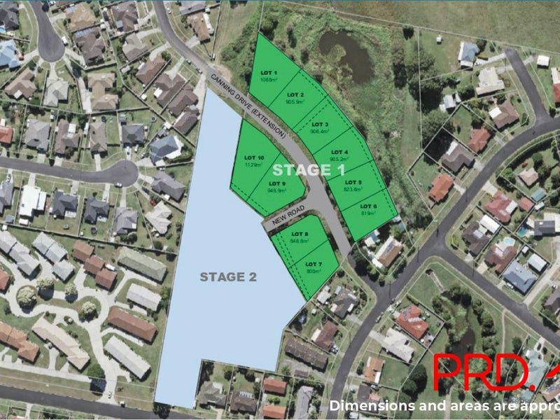 Stage 1 Canning Grove Estate, Casino, NSW 2470
