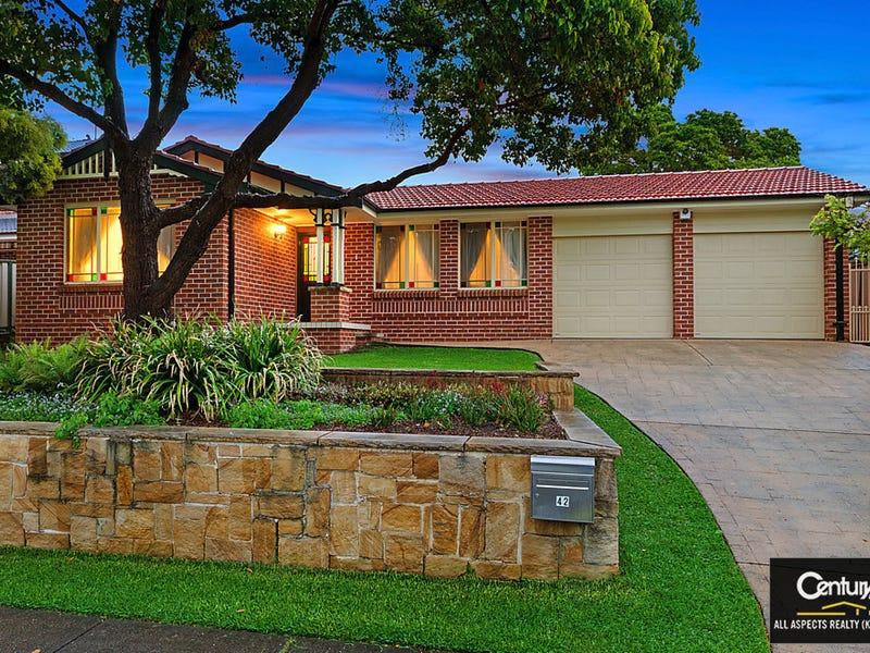 42 Alamar Crescent, Quakers Hill, NSW 2763