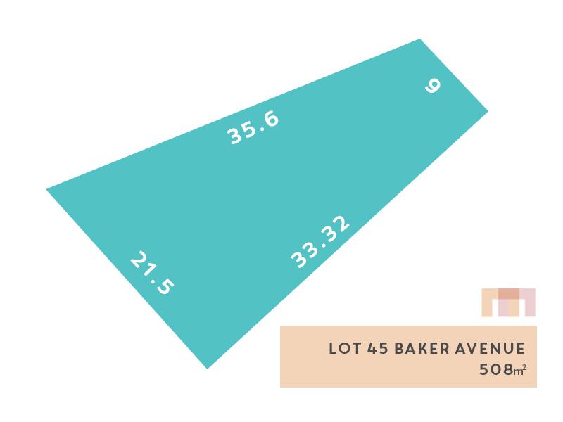 Lot 45, Baker Avenue (Morphettville), Morphettville, SA 5043