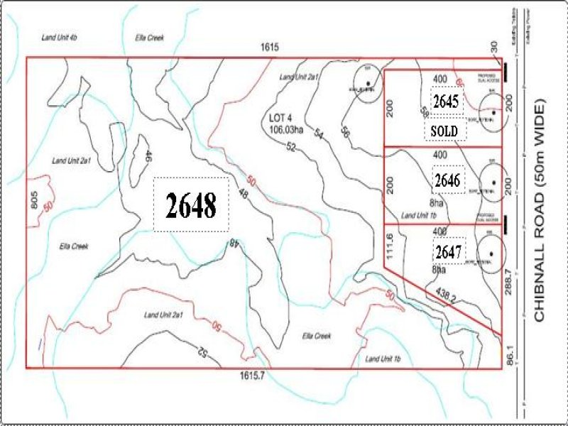 2646 & 2647 Chibnall Rd, Fly Creek, NT 0822