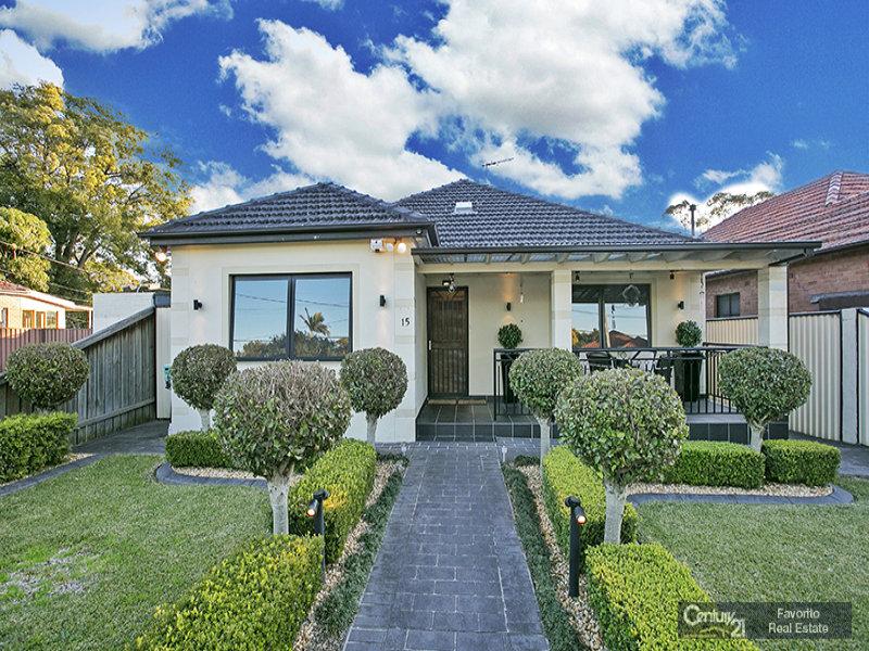 15 Alfred Street, Clemton Park, NSW 2206