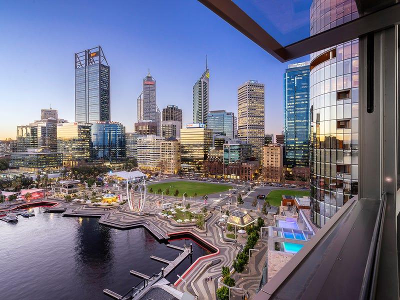 1507/11 Barrack Square, Perth WA 6000, Perth, WA 6000