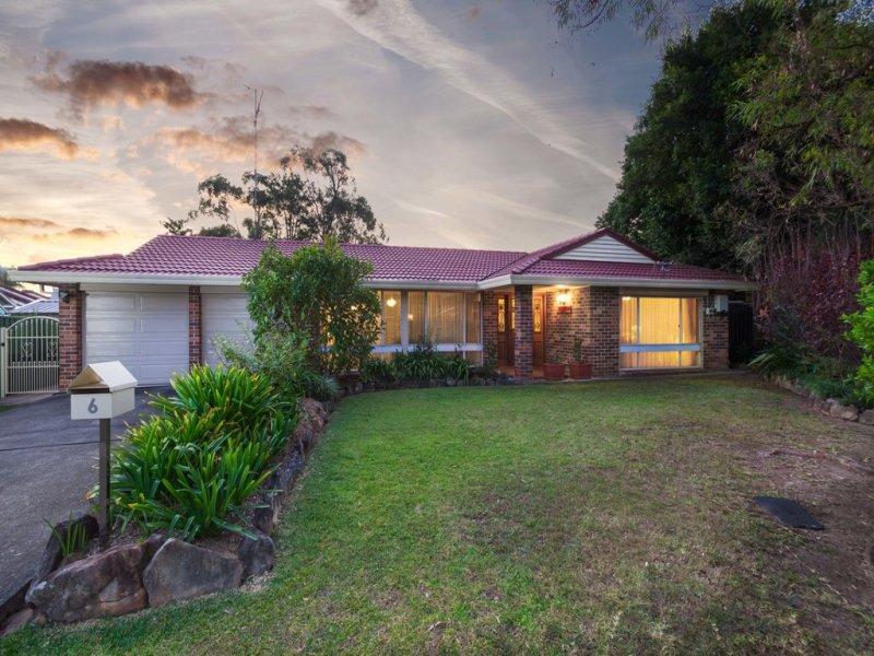6 Farley Pl, Londonderry, NSW 2753