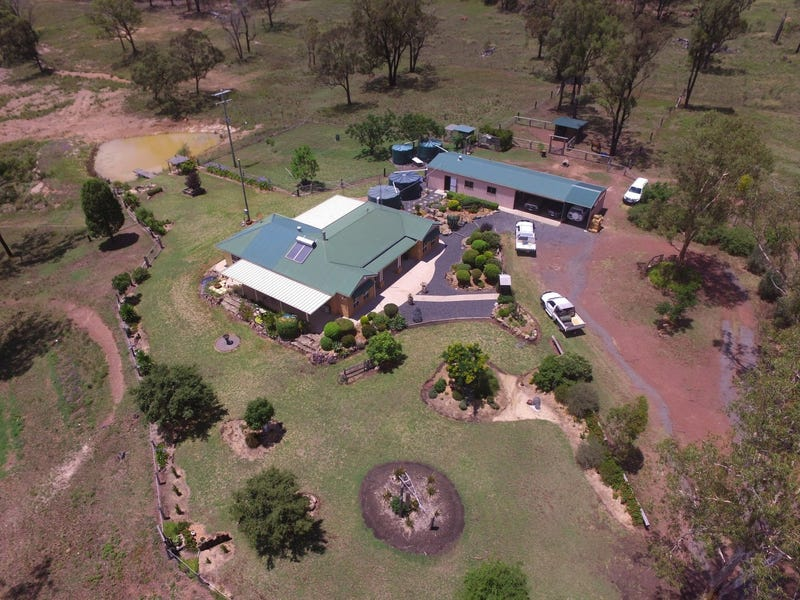 159 Iron Bark Lane, Leslie Dam, Qld 4370