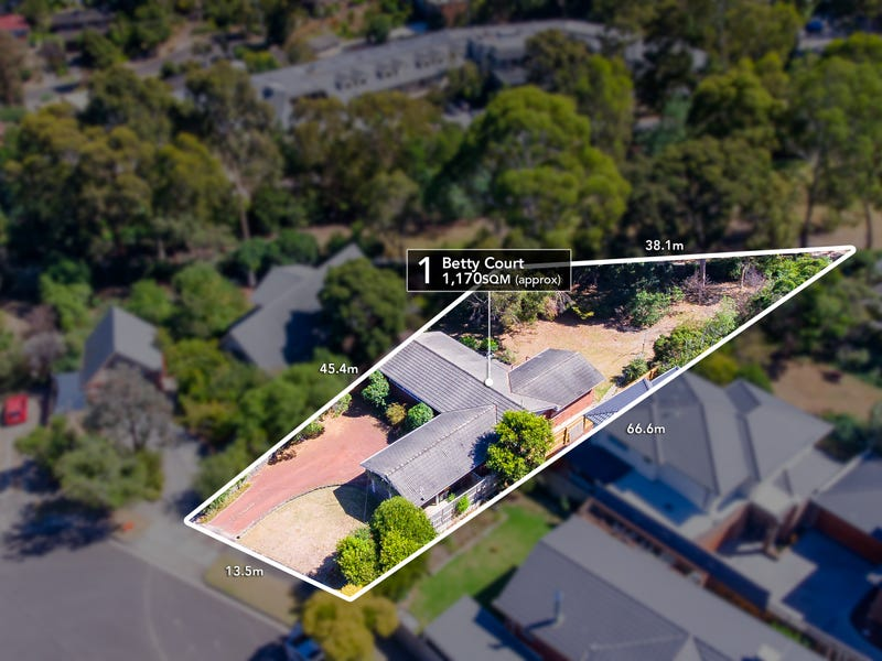 1 Betty Court, Mount Waverley, Vic 3149