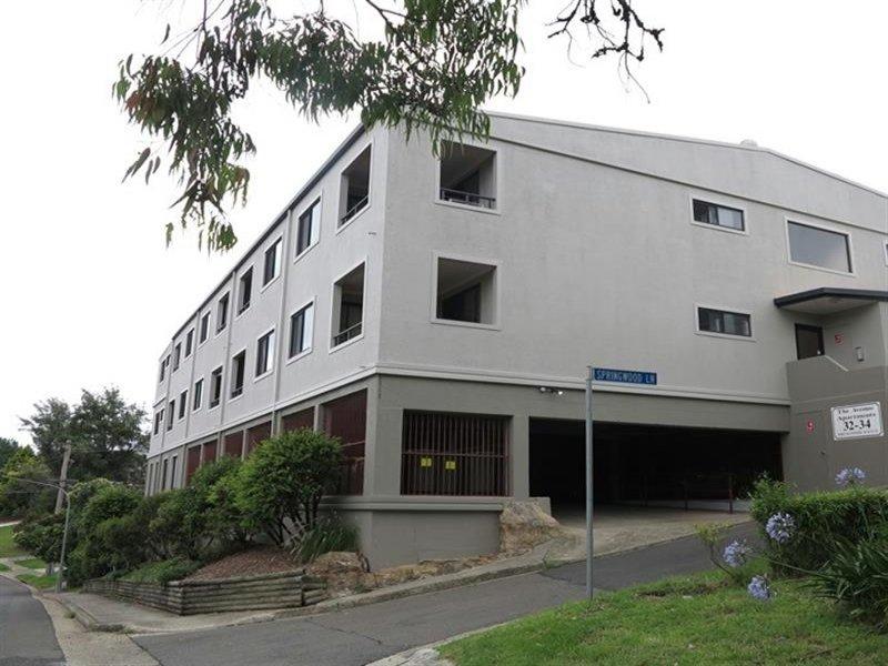 16/32 Springwood Ave, Springwood, NSW 2777