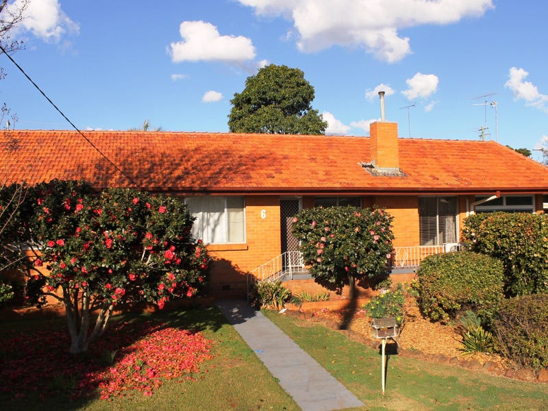 6 Merryl Street, South Toowoomba, Qld 4350