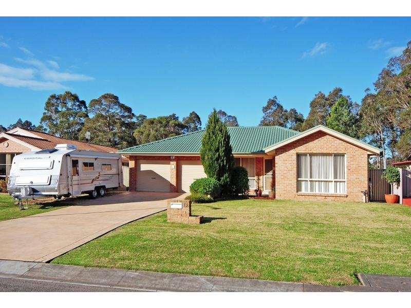 12 Lightwood Drive, West Nowra, NSW 2541