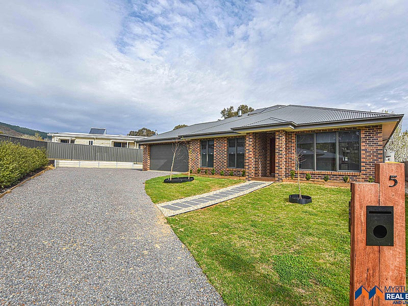 5 Tea Tree Close, Myrtleford, Vic 3737