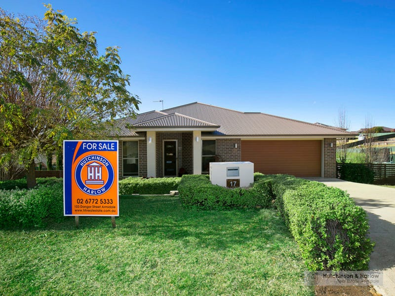 17 Hinton Terrace, Armidale, NSW 2350