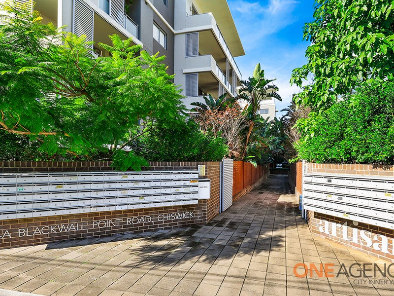 127/54A Blackwall Point Road, Chiswick, NSW 2046