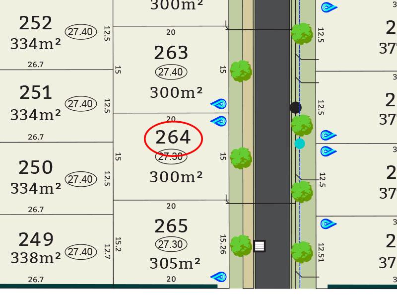 Lot 264, Georgina Parade, Brabham