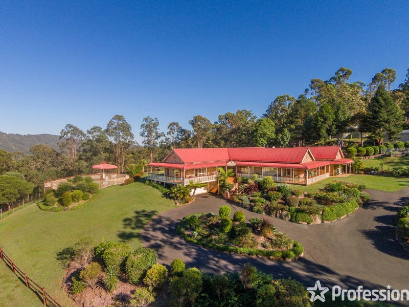 2268 Tamborine Mountain Road, Canungra, Qld 4275