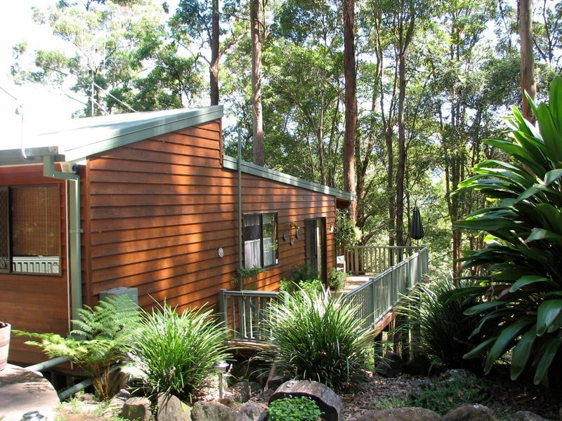 320 Tomewin Mountain Road, Currumbin Valley, Qld 4223