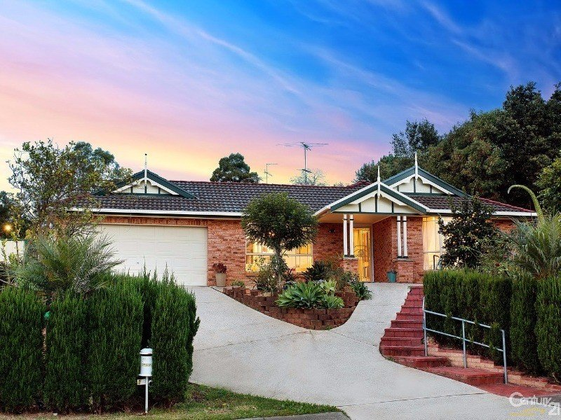 16 Brokenwood Place, Cherrybrook, NSW 2126
