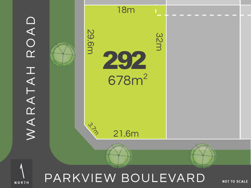 Lot 292, Parkview Boulevard, Huntly, Vic 3551