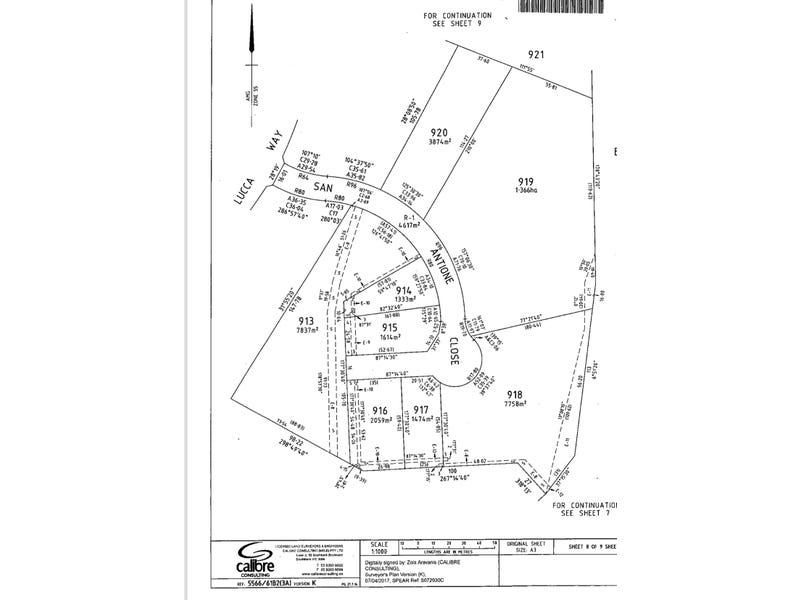 Lot 917, 9 San Antione Close, Hidden Valley, Vic 3756