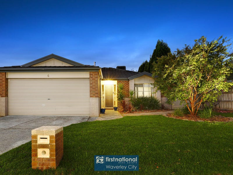 4 Kings Court, Wantirna South, Vic 3152