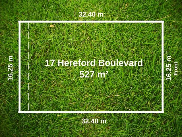 17 Hereford Boulevard, Traralgon