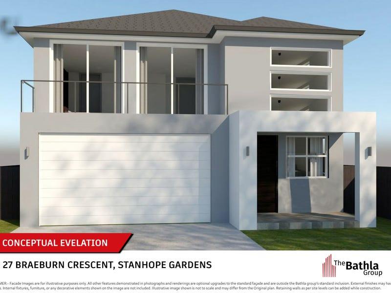 27 Braeburn Crescent, Stanhope Gardens, NSW 2768