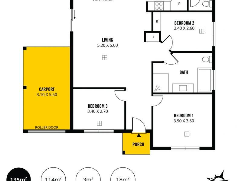 30 Burdon Street, Elizabeth Park, SA 5113 - floorplan