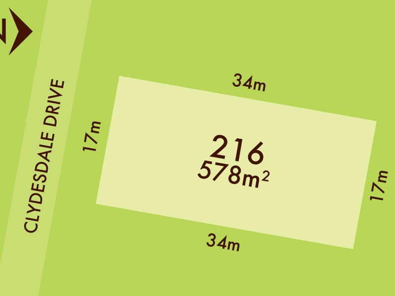 Lot 216, 56 Clydesdale Drive, Bonshaw, Vic 3352