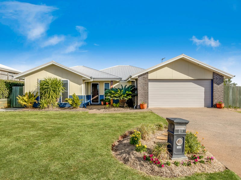 89 Polzin Road, Highfields, Qld 4352