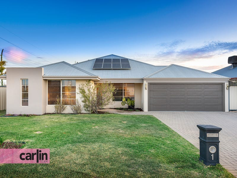1 Crockett Way, Success, WA 6164