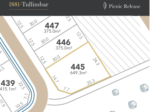 Lot 445, Broughton Avenue, Tullimbar, NSW 2527