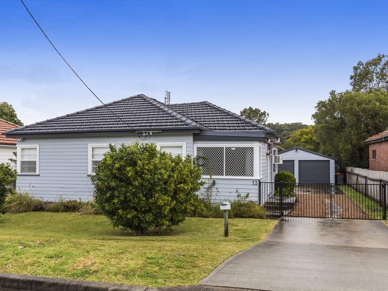 13 Helen Street, Mount Hutton, NSW 2290