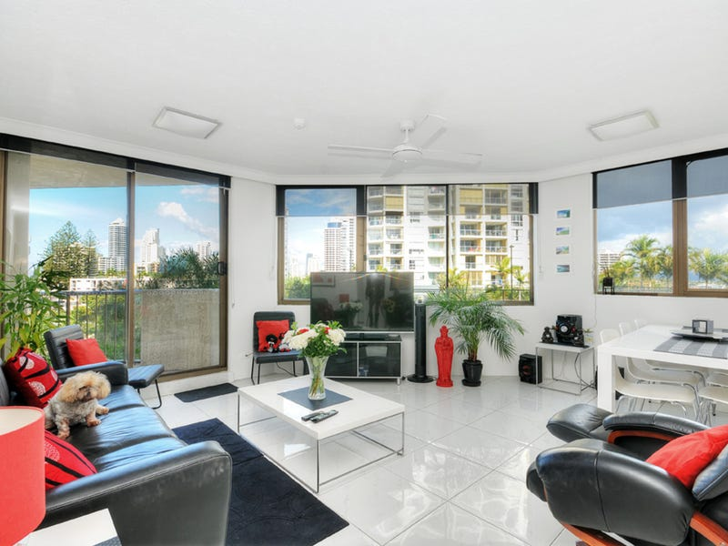 Florida Apartments/2 Gold Coast Highway, Surfers Paradise, Qld 4217
