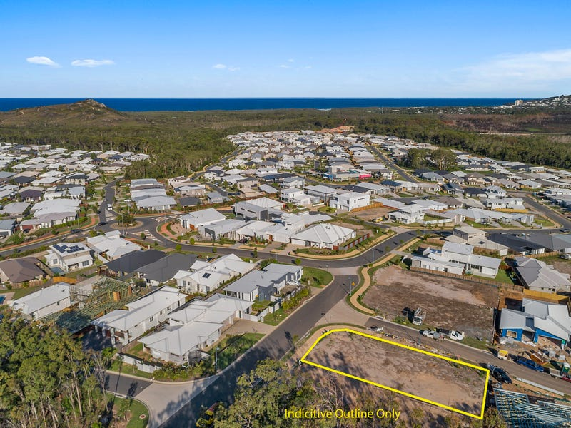 Lot 6202 Corner Silver Gull Crescent & Finch Terrace, Peregian Springs, Qld 4573