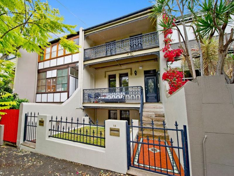 14a Womerah Ave, Darlinghurst