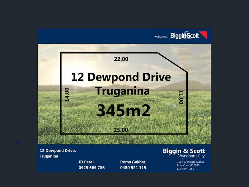 12 Dewpond Drive, Truganina, Vic 3029