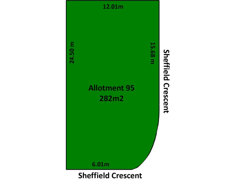 Lot 95, Sheffield Crescent, Blair Athol, SA 5084