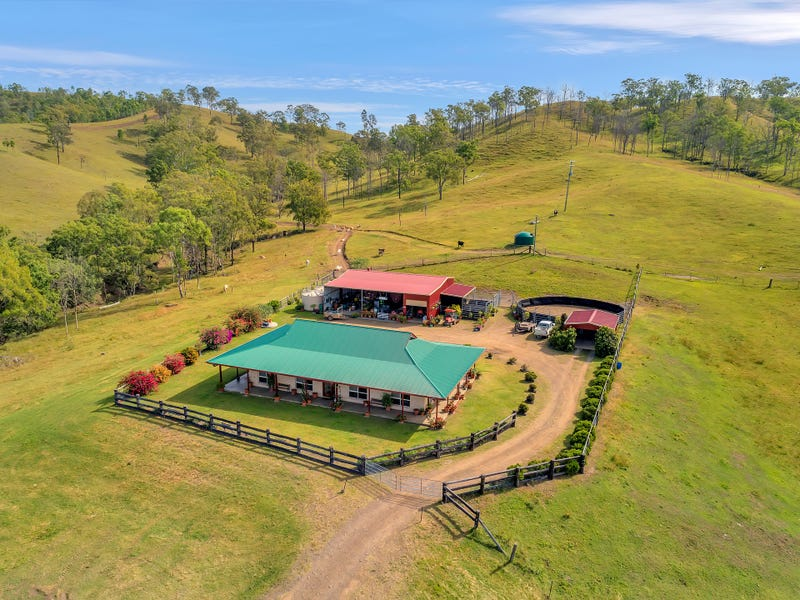 573 Spring Creek Road, Harlin, Qld 4314