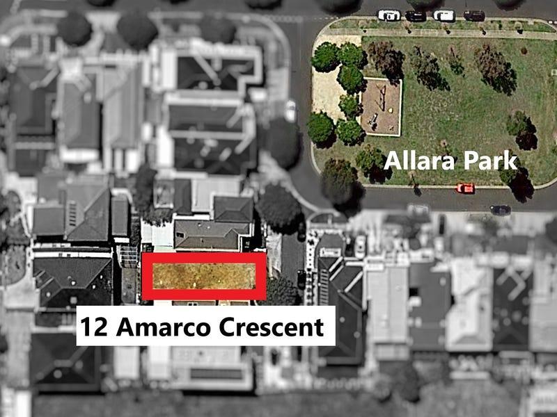 12 Amarco Crescent, Maribyrnong, Vic 3032