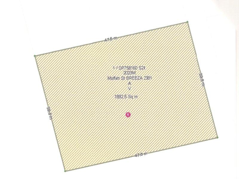Lot 1, 13-15 MOFFATT, Breeza, NSW 2381
