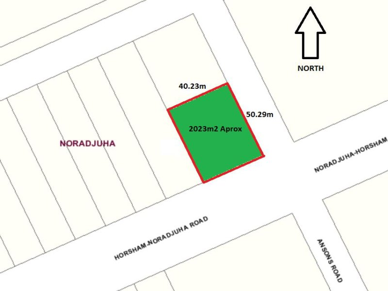 . Horsham- Noradjuha  Road, Noradjuha, Vic 3409