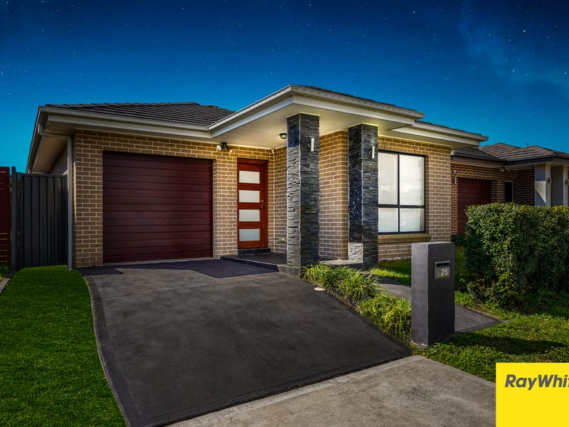 28 Rafter Parade, Ropes Crossing, NSW 2760