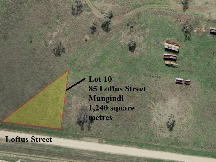 Lot 10, 85 Loftus Street Mungindi, Mungindi