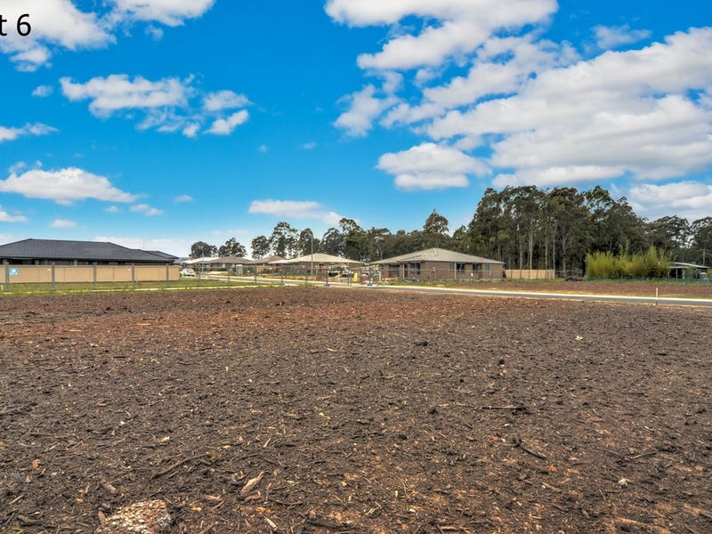 Lot 6, Proposed Elian Crescent, South Nowra, NSW 2541