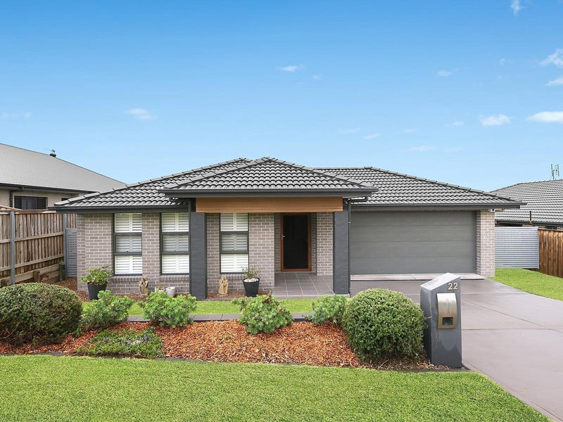 22 Finch Crescent, Aberglasslyn, NSW 2320
