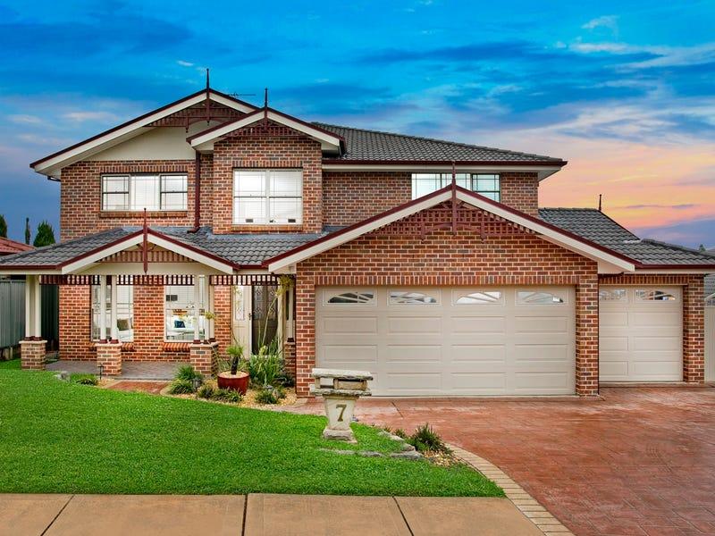 7 Branksome Way, Glenmore Park, NSW 2745