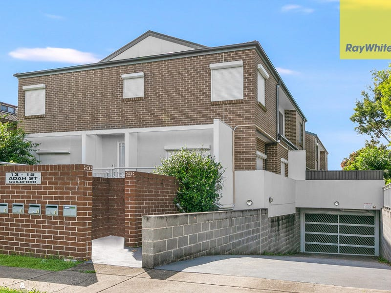 3/13 Adah Street, Guildford, NSW 2161