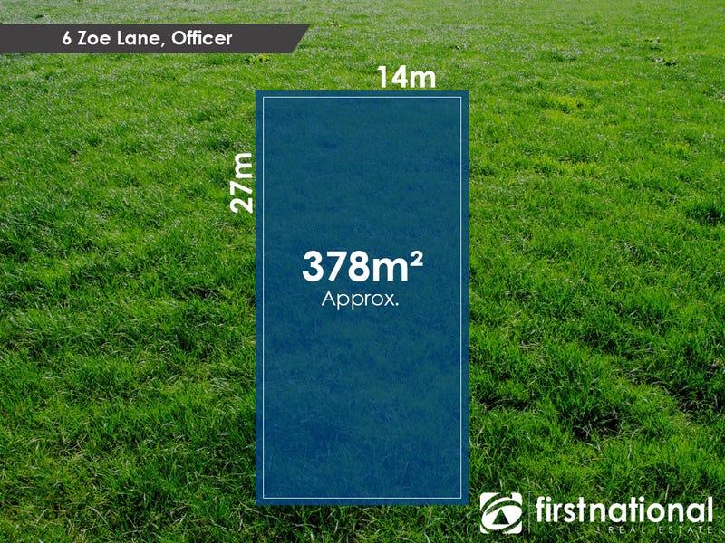 6 Zoe Lane, Officer, Vic 3809